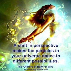 Partiacle Shift Different Dance